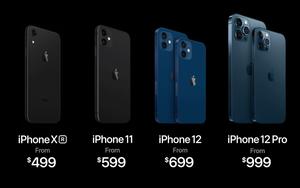 Chi tiết bảng giá iPhone 12 tại thị trường Việt Nam, cao nhất lên đến hơn 43 triệu đồng