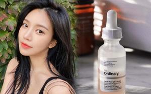 Dùng serum Vitamin C giá 300k của The Ordinary, làn da của nàng BTV đã lên hương thấy rõ - ảnh 14