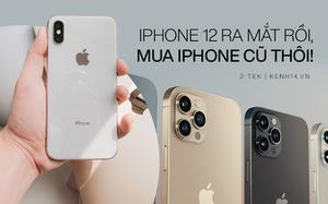 iPhone 12 thì đẹp đấy nhưng đắt quá, thử