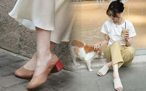 Nàng blogger chỉ ra 3 kiểu giày đáng sắm nhất khi thời tiết giao mùa