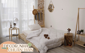 Giường gỗ pallet: Lựa chọn tiết kiệm mà vẫn bao xinh, đến hot streamer Linh Ngọc Đàm cũng mê mệt