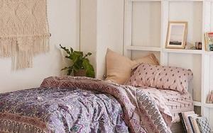 Những tấm ảnh chứng minh ga giường có thể thay đổi hoàn toàn diện mạo phòng ngủ của bạn