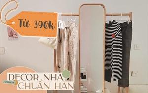 """7 kệ treo quần áo giá từ 390k giúp nhà cửa """"lên level"""" gọn gàng sang xịn"""
