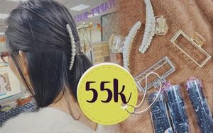 Chỉ bỏ 55k mình đã mua được combo cặp tóc cực