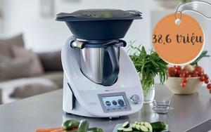 Hội chị em đang mê máy nấu ăn giá 38 triệu, chỉ cần ấn nút là nấu ra 64000 món, nhưng món Việt thì sao?