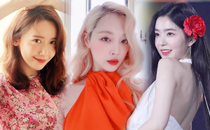 5 legendary beauty of SM: Yoona, Irene, Sulli, and the top 2 actors are the top