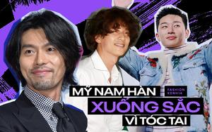 Loạt mỹ nam Hàn là minh chứng sống cho thấy đẹp trai đến đâu mà chọn sai kiểu tóc thì cũng