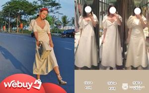 4 cô nàng cùng thử mẫu váy Zara đang hot: Hóa ra vóc dáng chuẩn mới có thể mặc đẹp được thiết kế này?