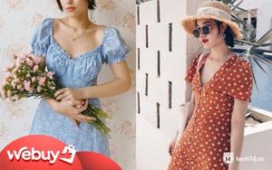 Váy hoa nhí năm nay toàn kiểu xinh quá mức quy định, xem xong 10 mẫu này là nàng nào cũng muốn