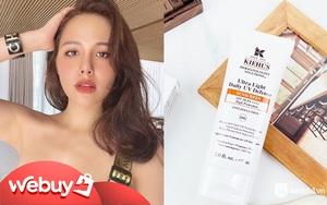 """Loại kem chống nắng cả Phanh Lee và blogger Mai Vân Trang cùng kết cực dễ mua, lại xịn sò """"đủ đô"""" cho ngày nắng nóng cao điểm"""