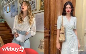 Để diện đồ công sở chuẩn xinh và thanh lịch không kém phụ nữ Pháp, chị em chỉ cần sắm 5 items này