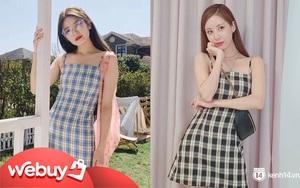 Diện váy ca rô như Seohyun vừa trẻ xinh lại vừa cá tính, các nàng không cần phối đồ cao tay vẫn yên tâm chuẩn đẹp