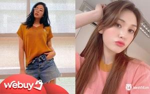 Kiểu áo thun được đôi bạn Jennie, Somi lăng xê: Trông thì đơn giản mà nàng nào diện lên cũng nữ tính, xinh xẻo hơn