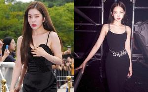 Mỹ nhân Hàn cùng diện jumpsuit 2 dây: Jennie gợi cảm, Lisa cá tính, riêng Irene rón rén nhất hội vì sợ