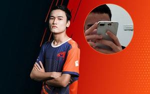 Khó tin: tuyển thủ Việt dự giải PUBG Mobile quốc tế chơi bằng iPhone 8 Plus đã vỡ nát