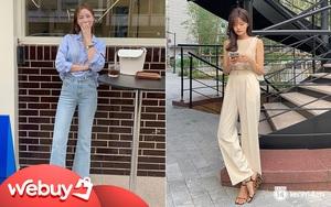 4 kiểu quần dài giúp nâng cấp vẻ xịn mịn cho set đồ, chị em có diện toàn items giá rẻ thì trông vẫn sang