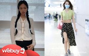 Hội chị em thấp bé phải học ngay các mỹ nhân nổi tiếng cách diện chân váy xẻ, trông cao ráo hơn mà điểm sexy cũng tăng vù vù