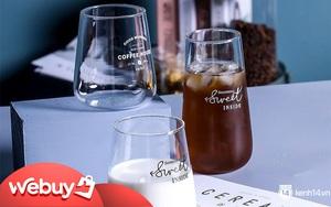 Dành cho team mê sưu tập ly nước, tách uống trà đẹp độc: Style hiện đại có, đậm chất vintage cũng không thiếu