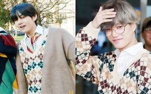 Khi những mỹ nam EXO, BTS đụng hàng: Ai cũng bảnh bao nhưng người như nam thần thanh xuân, người giống tổng tài bá đạo