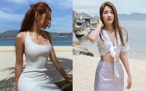 Váy đi biển của sao Việt xinh ngất ngây, chị em diện theo là có style đẹp tức thì