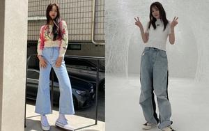 """Những kiểu quần diện lên dễ """"phát tướng"""" của idol Hàn, có cho không bạn chưa chắc đã dám mặc"""