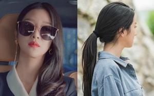 """Style tóc của Seo Ye Ji trong """"Điên Thì Có Sao"""": Kiểu nào cũng sang, có buộc thấp đơn giản thì vẫn xinh và sexy phát hờn"""