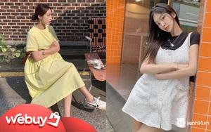 Lột xác từ style Nhật thắm thơm sang style Hàn cá tính, Sakura (IZ*ONE) khiến netizen phải trầm trồ không ngớt - ảnh 21