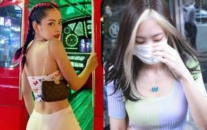 Lột xác từ style Nhật thắm thơm sang style Hàn cá tính, Sakura (IZ*ONE) khiến netizen phải trầm trồ không ngớt - ảnh 19