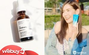 5 combo serum vitamin C + kem chống nắng giá chỉ quanh 500k giúp da sáng khỏe, thâm nám không có cửa xuất hiện