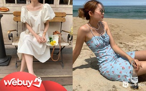 Để ăn mặc sành điệu nguyên hè, bạn nhất định nên sắm đủ 6 kiểu váy dễ mặc mà tôn dáng sau đây