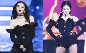 """""""Song Hye Kyo Trung Quốc"""" leo thẳng lên top tìm kiếm Weibo vì body như búp bê Barbie,"""
