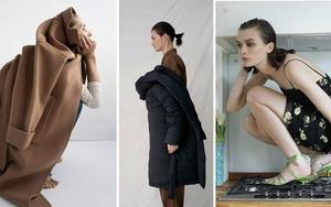 Dân tình dù mê đồ Zara vẫn phải cạn lời với lookbook toàn những kiểu pose