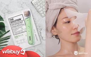 Lỗ chân lông to sẽ hóa nhỏ mịn, căng mướt nhờ 5 loại mặt nạ giấy đặc trị giá chỉ từ 30k