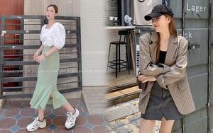 Sắm đủ 5 kiểu chân váy dễ tính sau thì bạn mix đồ cực dễ đẹp, đi đâu cũng được khen trendy