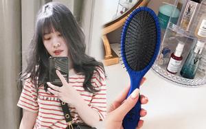 Review lược chải tóc giá gần 400K: Đắt xắt ra miếng, tóc tơi và bồng bềnh hơn kinh ngạc