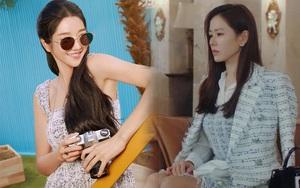 Seo Ye Ji diện váy hiệu trẻ trung sành điệu,