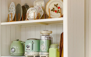 Hội phù phiếm đang thi nhau sắm đồ nhà bếp style vintage, công nhận là vừa xinh xẻo vừa thể hiện chủ nhân có gu