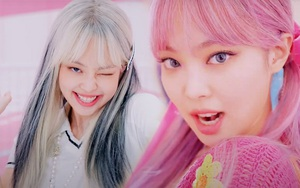 Jennie xinh bá cháy trong MV Ice Cream: Tóc