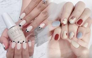 """12 mẫu nail xinh yêu chuẩn trend mùa thu, chị em mau """"bung lụa"""" để có bàn tay sang chảnh"""