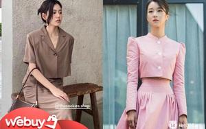 Nhìn Seo Ye Ji ăn diện khoe eo nhỏ siêu thực, các nàng cũng tăm tia được ngay set đồ matching tôn eo