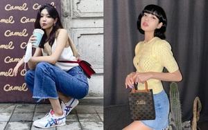 Ngắm outfit của sao Hàn, bạn học được khối tuyệt kỹ mix&match cực hay để có set đồ xinh bất bại