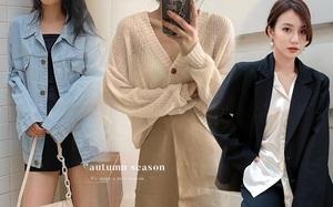 3 kiểu áo khoác kinh điển của mùa Thu, sắm đủ thì định nghĩa