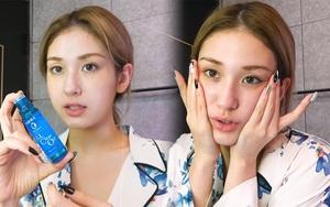 Cách chăm da mịn đẹp thông minh không dùng sữa rửa mặt của Somi: Tẩy trang với đồ bình dân, dưỡng da với đồ