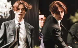 The first photos revealing a segment of Lee Dong Wook in