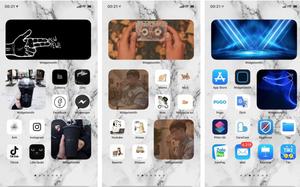 Widget trên iOS 14 đang tạo nên cơn sốt, cộng đồng đua nhau sáng tạo giao diện iPhone cực đẹp!