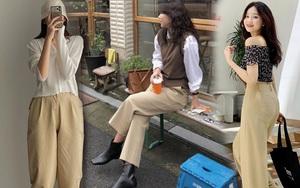 Tậu quần jeans trắng là có style sang xịn trendy, phối đồ đơn giản cỡ nào trông cũng hay ho - ảnh 19