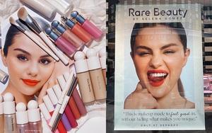 Mỹ phẩm Rare Beauty của Selena Gomez ra mắt hoành tráng, fan nô nức mua bill