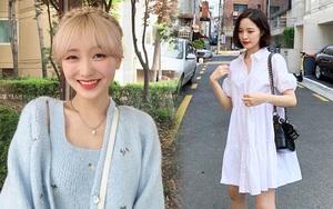 10 items của Zara, H&M giá từ 199k mà sao Hàn vừa diện: Xem xong là biết phải sắm gì để đẹp bằng chị bằng em