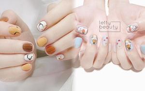 11 mẫu nail