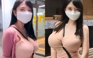 Chán cảnh ở mãi trong nhà, nữ streamer xinh đẹp bất ngờ khiến fan phát cuồng khi xuống phố, mặc kín đáo nhưng vẫn siêu nóng bỏng